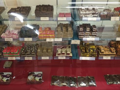 Silky Oak Chocolate Factory
